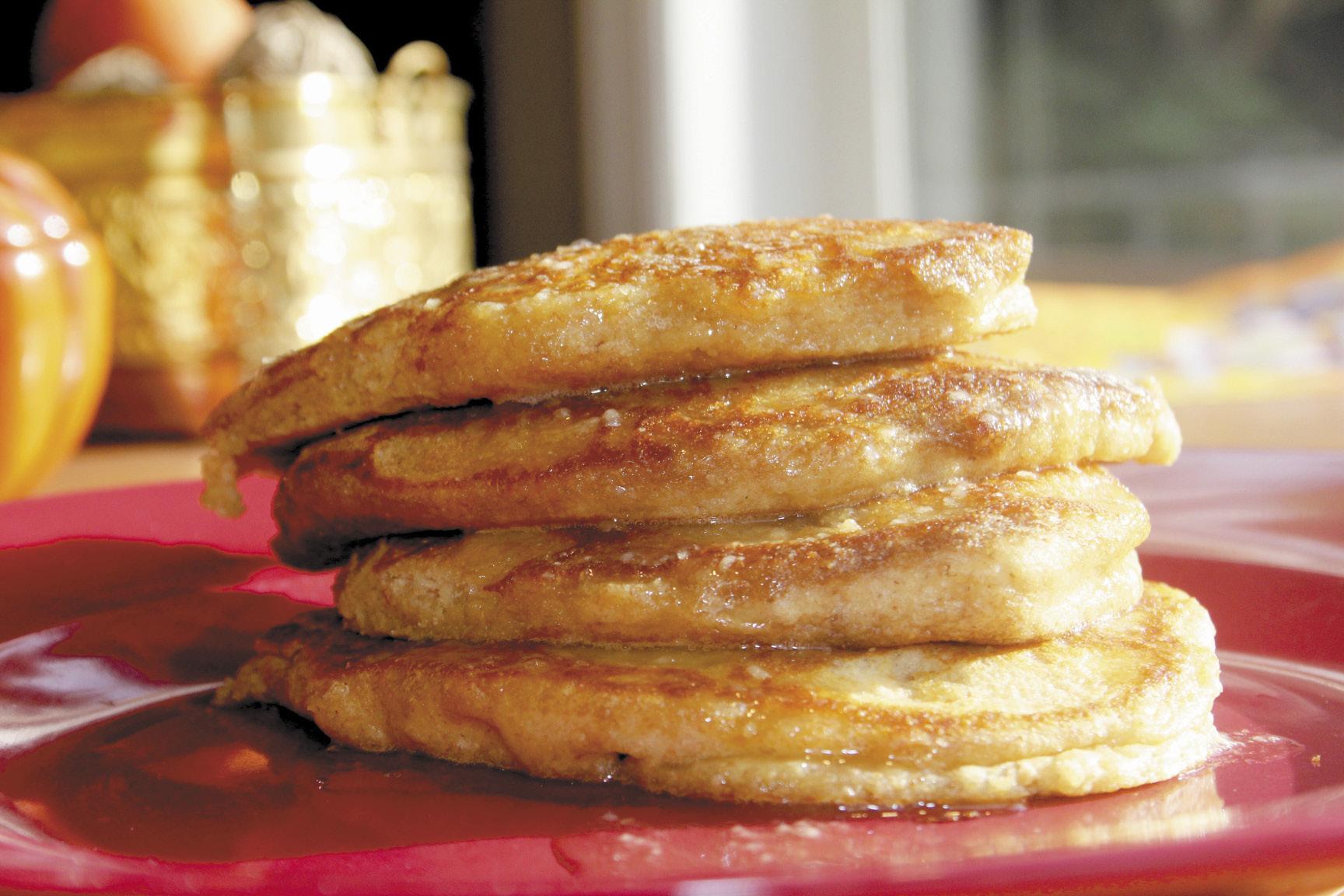 Grain Crazy – Spelt breakfasts