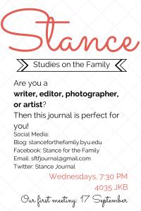 STANCE Info