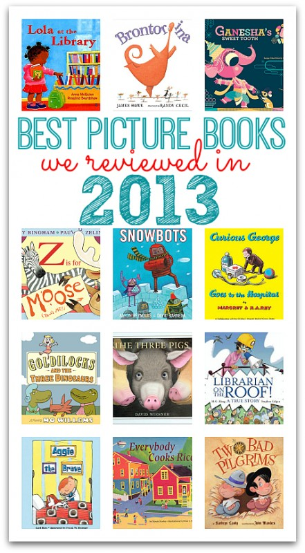 Best Picture Books of 2013