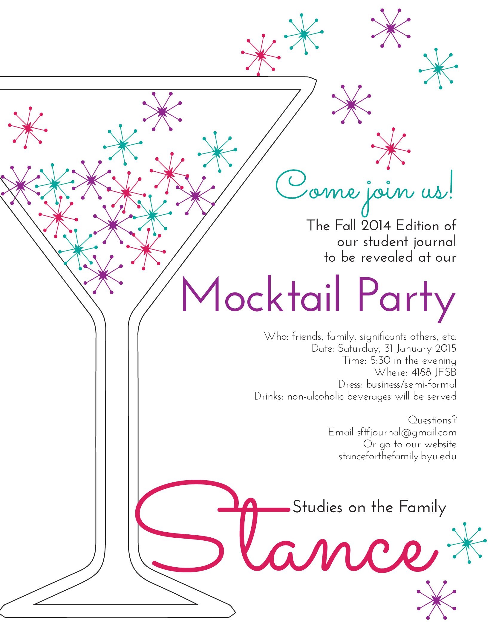 StanceMocktailParty