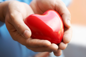 Helping hands, helping hearts