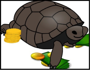 Be the Tortoise–Patience in Finances