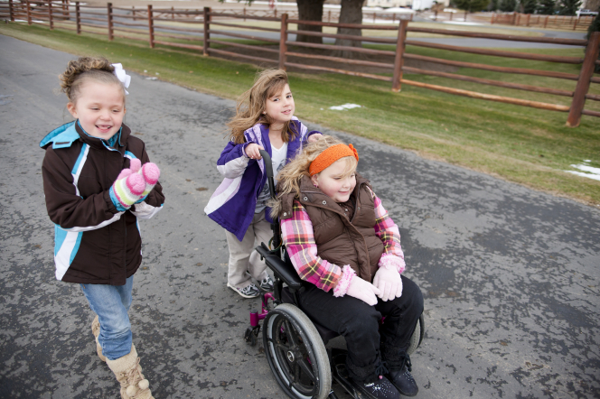 Loving and Learning from Children with Special Needs