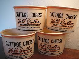 cottage cheese containers