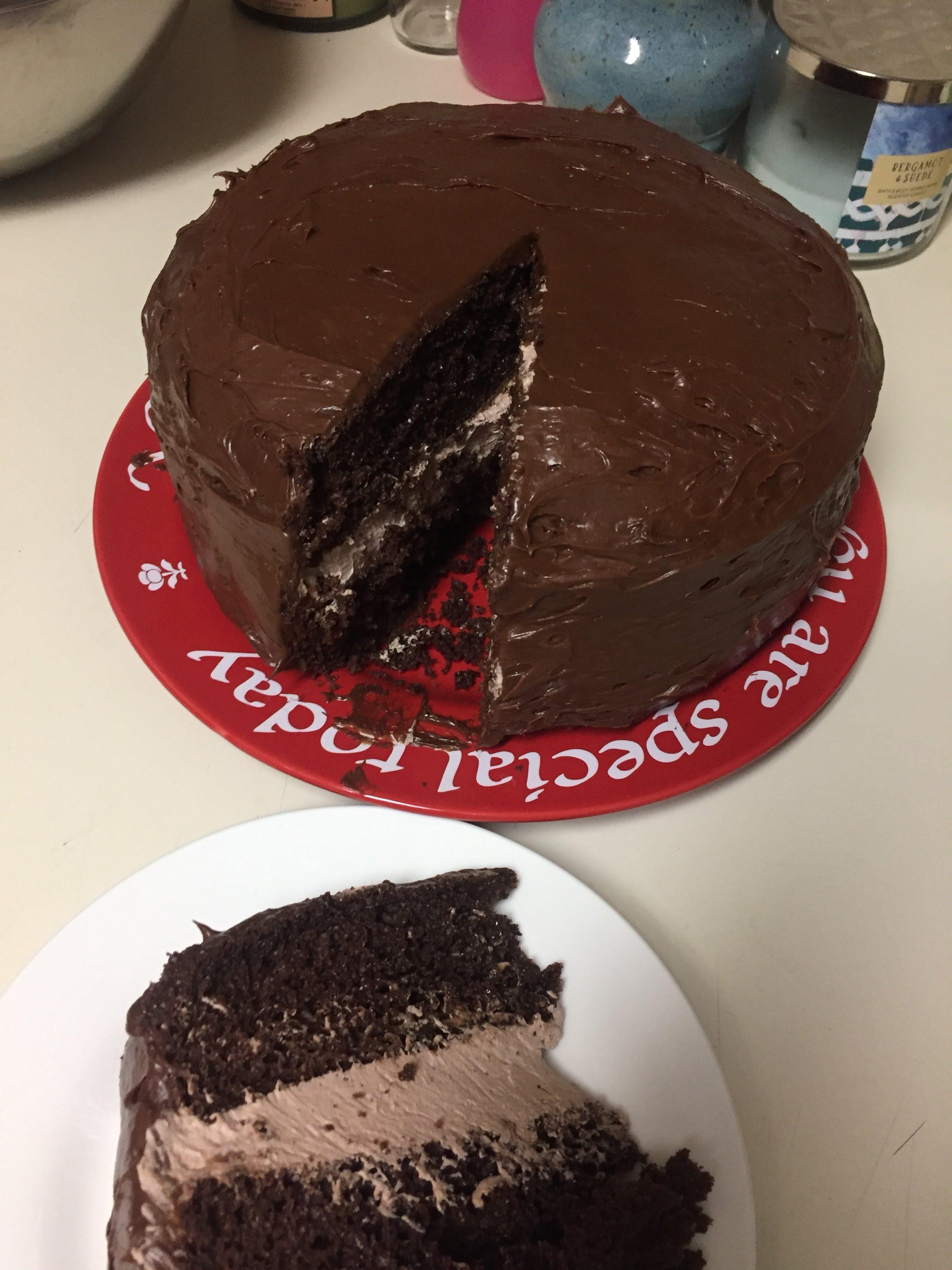 Killer Recipes: Fixed-Up Cake from a Box