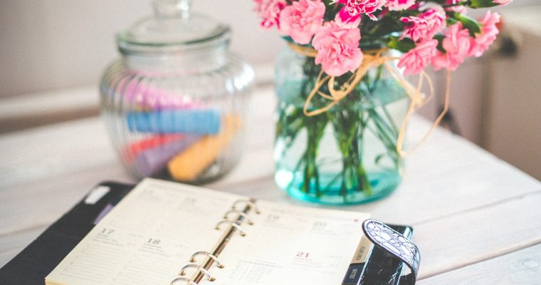 Manage Stress with a Little Organization